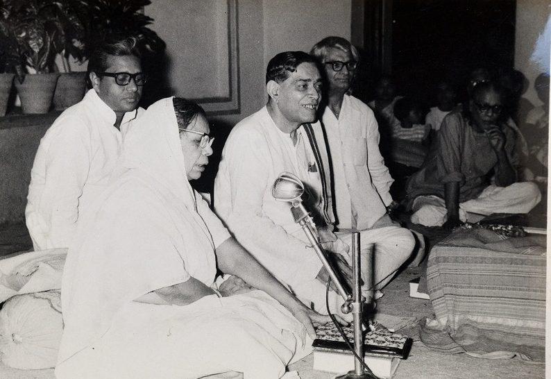 Photo Of Mahadevi Verma | Sahitya Sadan